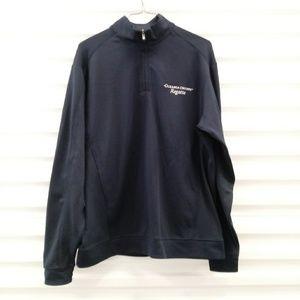 Cutter & Buck 1/4 Zip Pullover Jacket Sweater XL